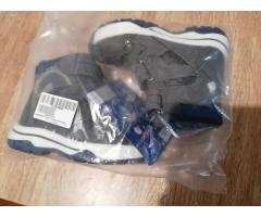 Zimní nepromokavé boty vel.25 modré